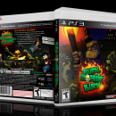 Burn Zombie Burn! Box Art Cover