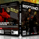 Resistance 3 (steelbook edition) Box Art Cover