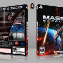 Mass Effect 3 Box Art Cover