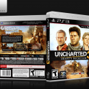 Uncharted 3: Drake's Deception Box Art Cover