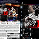 WWE 13 Box Art Box Art Cover