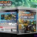 Ratchet & Clank Future: Tools Of Destruction Box Art Cover