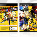 Persona 4 Arena Box Art Cover