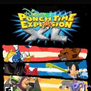 Disney and Pixar's Punch Time Explosion XL Box Art Cover