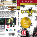 God of War Saga Box Art Cover