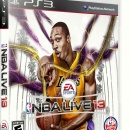 NBA Live 2013 Box Art Cover