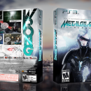 Metal Gear Rising: Revengeance Box Art Cover