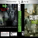 MW3 Box Art Cover