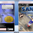 Sanic the Higdog 2006 Box Art Cover