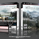 The Middle-Earth - A Skyrim Creation Box Art Cover