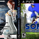 Sonic The Hedgehog (2006) Box Art Cover