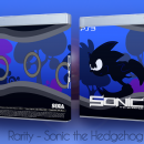New Sonic The Hedgehog Box Art Cover