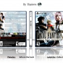 Final Fantasy: Fabula Nova Crystallis Box Art Cover