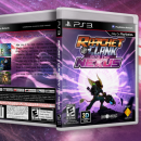 Ratchet & Clank: Into The Nexus Box Art Cover