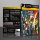 Ratchet & Clank Collection Box Art Cover