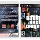 Batman: Arkham Origins Box Art Cover