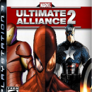 Marvel Ultimate Alliance 2 Box Art Cover