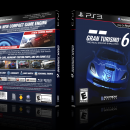 Gran Turismo 6 Box Art Cover