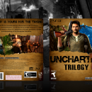 Uncharted Trilogy Box Art Cover