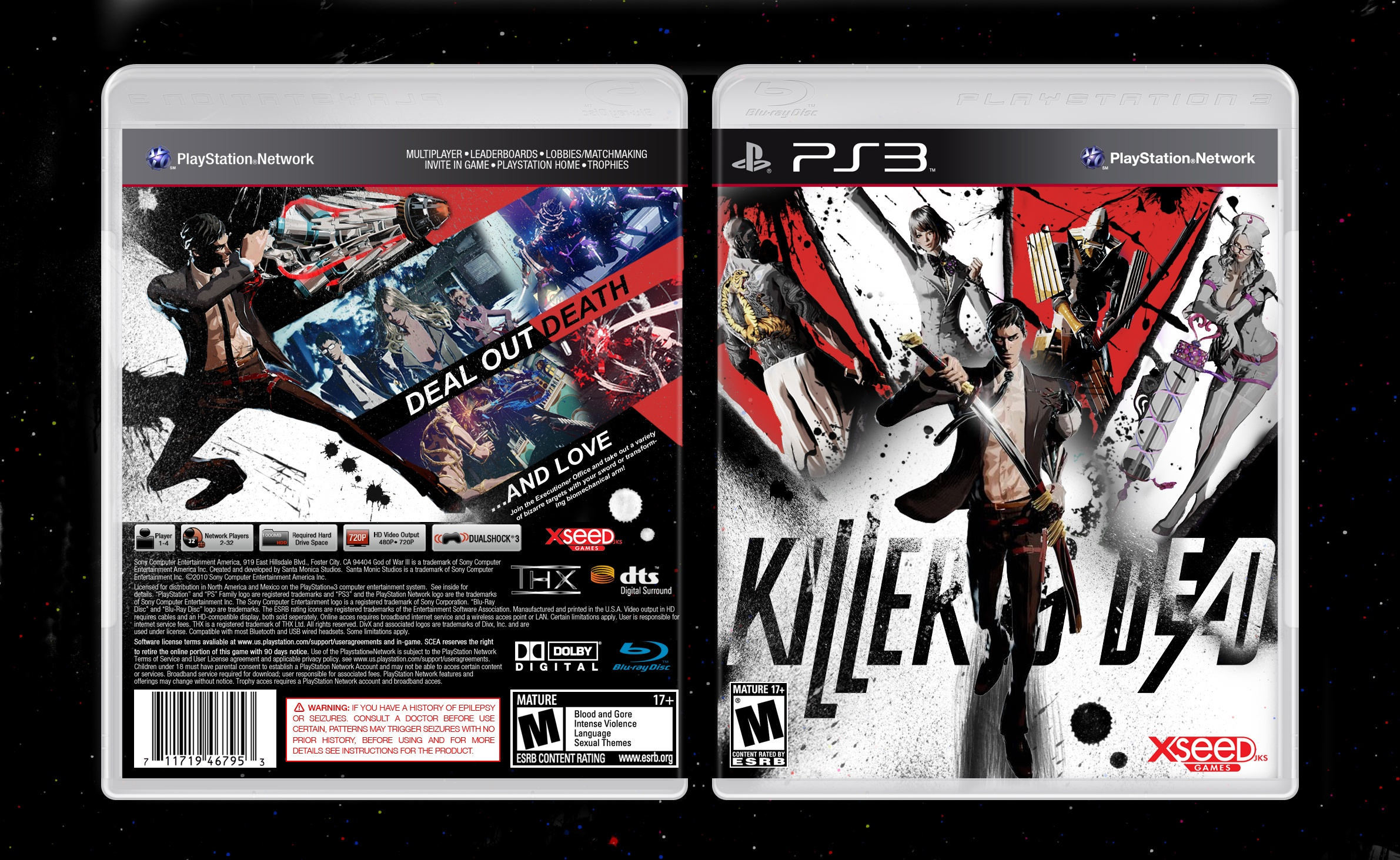 Killer is Dead box cover