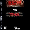 ECW vs TNA Box Art Cover