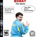 Borat: The Game Box Art Cover