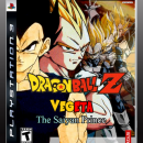 Dragon Ball Z: Vegeta: The Saiyan Prince Box Art Cover
