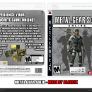 Metal Gear Solid: Online Box Art Cover