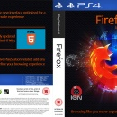 Firefox for PlayStation 4 Box Art Cover