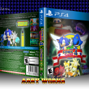 Sonic the Hedgehog 4: Sonic CD II Box Art Cover