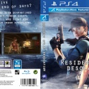 Resident Evil Desolation Box Art Cover