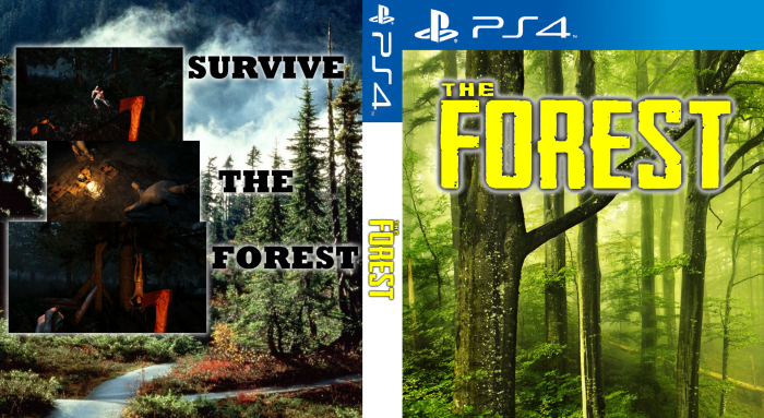 Image result for the forest game ps4 cover
