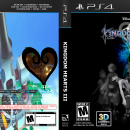 Kingdom Hearts 3 Box Art Cover