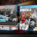 Godzilla Box Art Cover