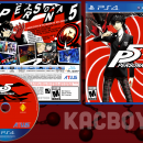 Persona 5 Box Art Cover