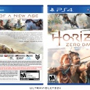 Horizon: Zero Dawn Box Art Cover