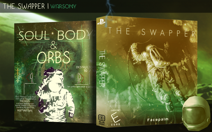 The Swapper box art cover