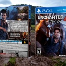 Uncharted 4: A Thief's End Box Art Cover