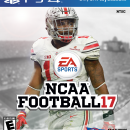 NCAA Football 17 Box Art Cover