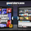 Grand Theft Auto The Trilogy Box Art Cover