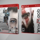God of War 4 Box Art Cover