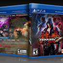 Tekken 7 Box Art Cover