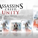 Assassin's Creed Unity: Arno Edition Box Art Cover