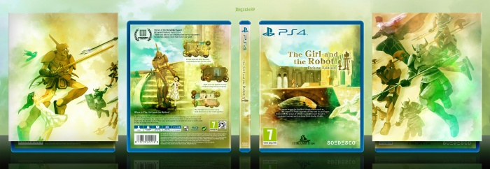 The Girl and the Robot box art cover