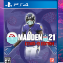Madden NFL 21: COVID-19 Edition Box Art Cover