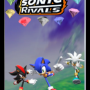 Sonic Rivals Box Art Cover