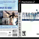 Final Fantasy VII: Advent Children Complete Box Art Cover