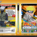 Naruto Rise Of A Ninja: Clouds Of Darkness Box Art Cover