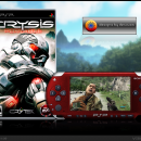 Crysis Portable Box Art Cover