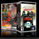 Tom Clancy Triple Pack Box Art Cover